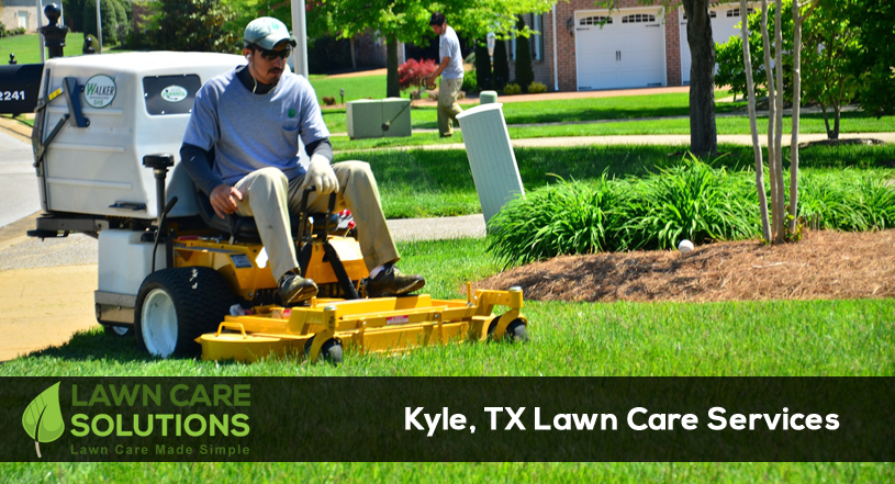 Kyle Tx Lawn Mowing Service Lawn Care Solutions